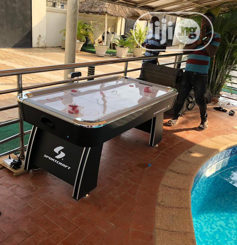 New Air Hockey Table ( Sport Craft)