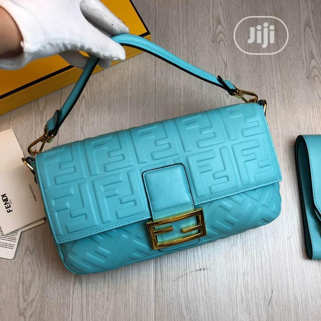Top Quality Fendi Leather Bag For Females | Bags for sale in Magodo, Lagos State, Nigeria
