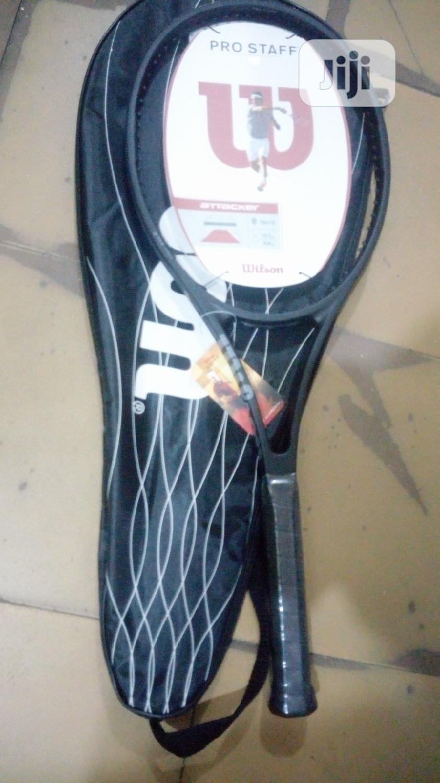Wilson Pro Staff Lawn Tennis Racket