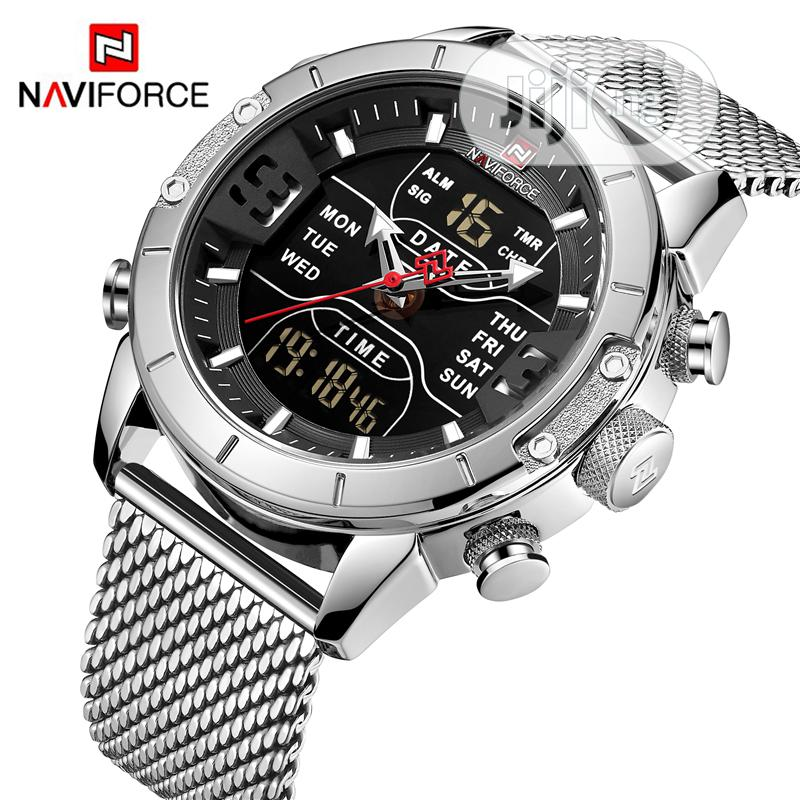Naviforce 9153 Wrist Watch | Watches for sale in Lekki, Lagos State, Nigeria