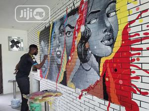 For Your Graffiti, Mural, Portrait Paintings and General Art | Arts & Crafts for sale in Lagos State, Ikeja