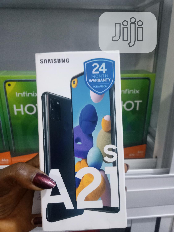 Archive: New Samsung Galaxy A21s 64 GB