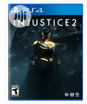Playstation 4- INJUSTICE 2 | Video Games for sale in Lagos State, Ikeja