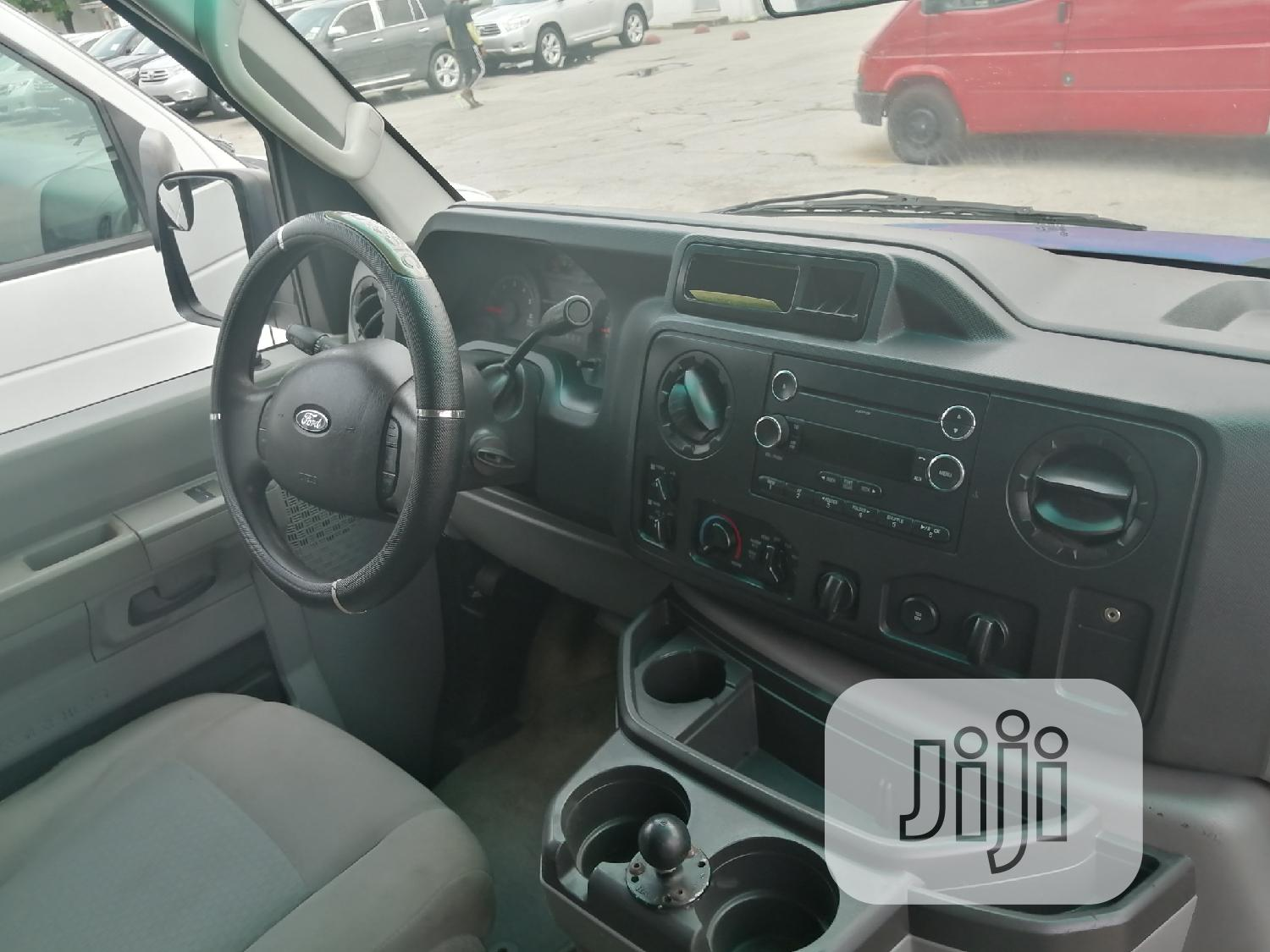 Ford Es350 2012 Long Chassis | Buses & Microbuses for sale in Apapa, Lagos State, Nigeria