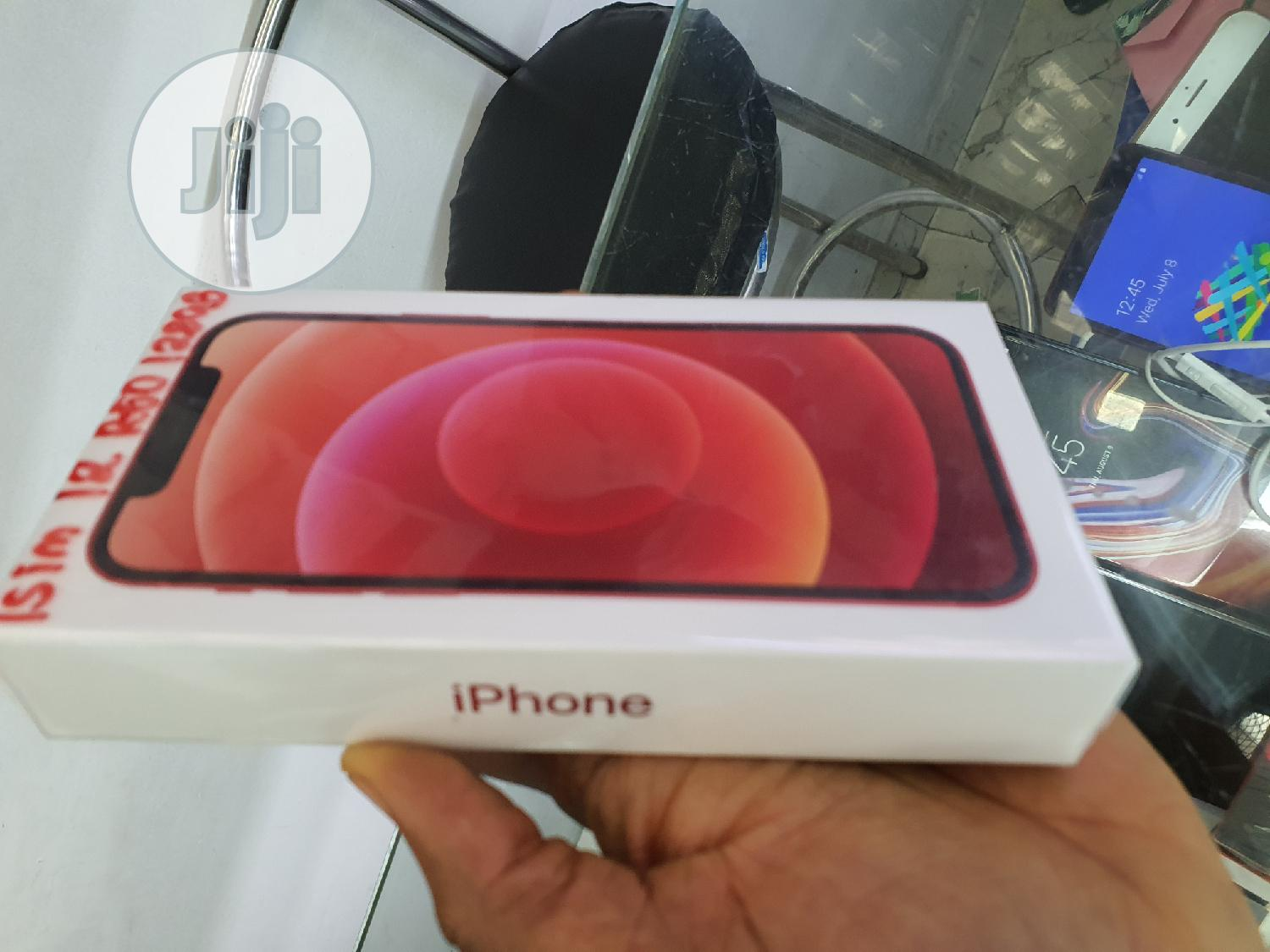 New Apple iPhone SE (2020) 128 GB Red