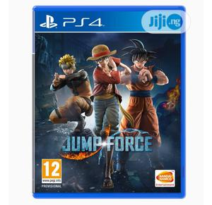 Playstation 4 - JUMP FORCE | Video Games for sale in Lagos State, Ikeja
