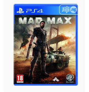 Playstation 4 - MAD MAX | Video Games for sale in Lagos State, Ikeja