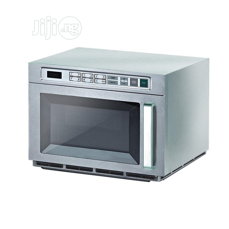 Commercial Industrial Microwave
