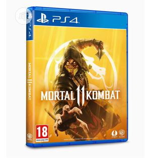 Playstation 4 - Mortal Combat 11 | Video Games for sale in Lagos State, Ikeja