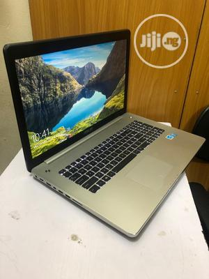 Laptop Asus VivoBook Pro 17 N705UD 8GB Intel Core I7 HDD 1T   Laptops & Computers for sale in Lagos State, Ikeja