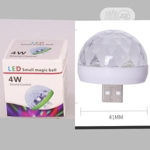 Mini Dj Party Music Sensor Light | Home Accessories for sale in Lagos State, Ikeja