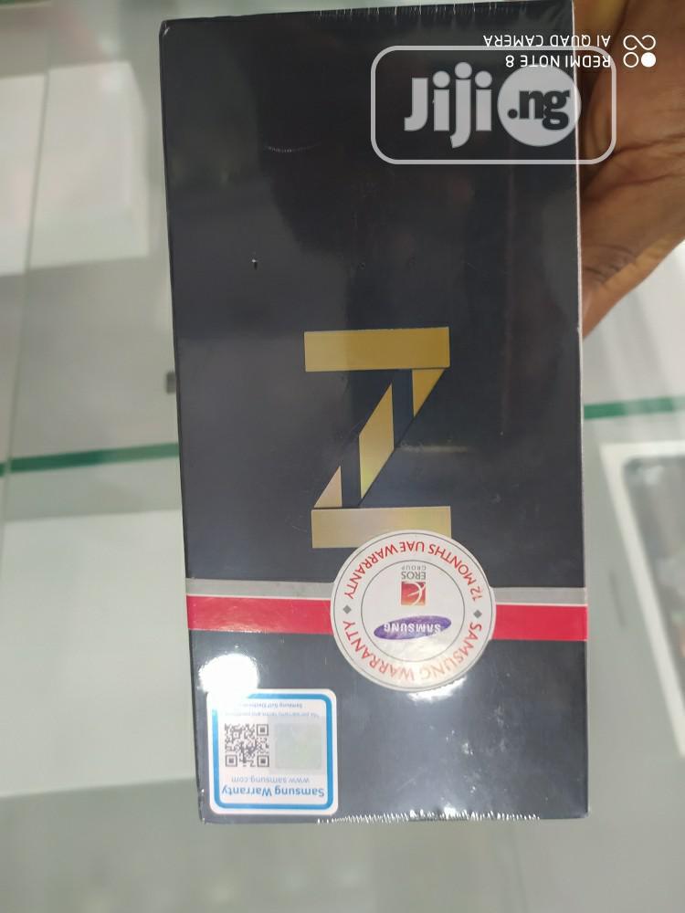 New Samsung Galaxy Z Flip 256 GB Red