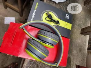 Quality P47 Wireless Headphone   Headphones for sale in Lagos State, Mushin