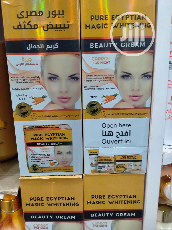 Pure Egyptian Magic Whitening Beauty Cream