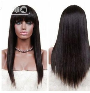 Classic Full Fringe Wig   Hair Beauty for sale in Lagos State, Ikoyi