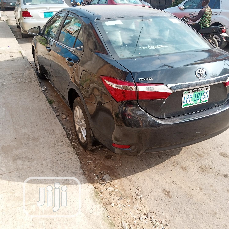 Toyota Corolla 2015 Black   Cars for sale in Gbagada, Lagos State, Nigeria