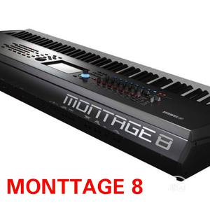 Yamaha Monttage 8 | Audio & Music Equipment for sale in Lagos State, Ikeja