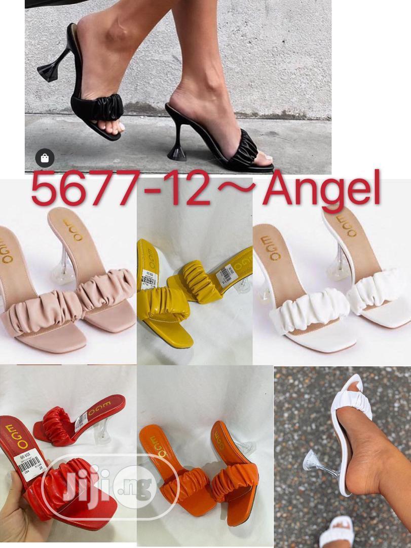 Archive: Zara Fashion Heels