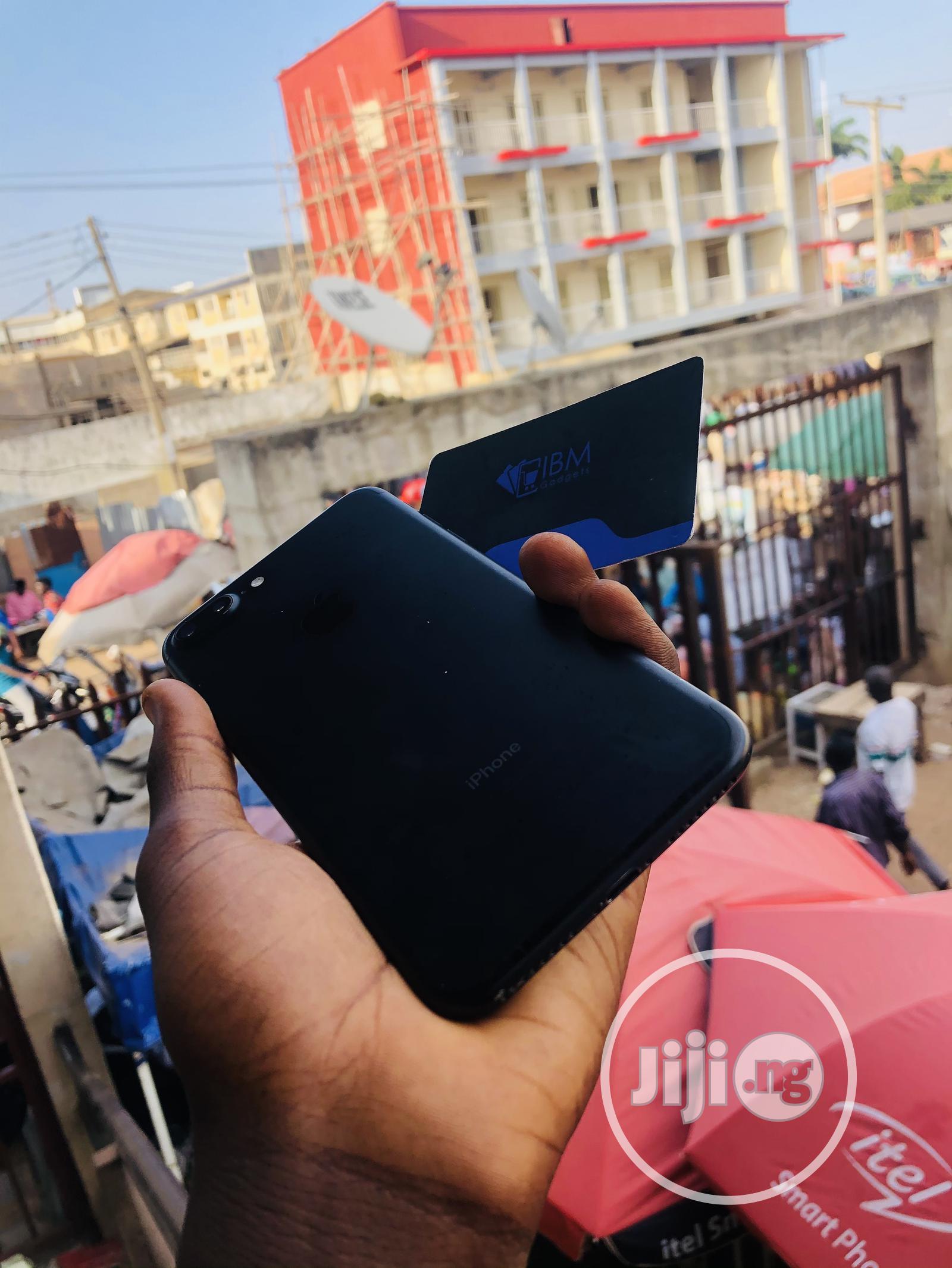 Apple iPhone 7 Plus 128 GB Black | Mobile Phones for sale in Kaduna / Kaduna State, Kaduna State, Nigeria