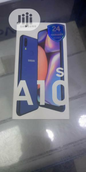New Samsung Galaxy A10s 32 GB Blue   Mobile Phones for sale in Lagos State, Ikeja