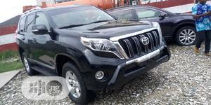 Toyota Land Cruiser Prado 2011 GXL Black | Cars for sale in Rivers State, Port-Harcourt