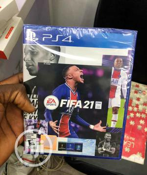 Fifa 21 for Playstation 4 | Video Games for sale in Abuja (FCT) State, Wuse 2