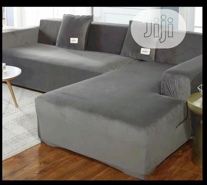 Velvety Sofa Covers