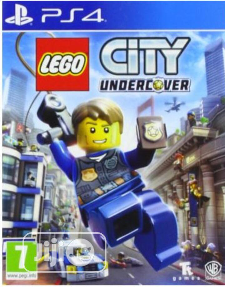 Brand New PS4 LEGO City Undercover