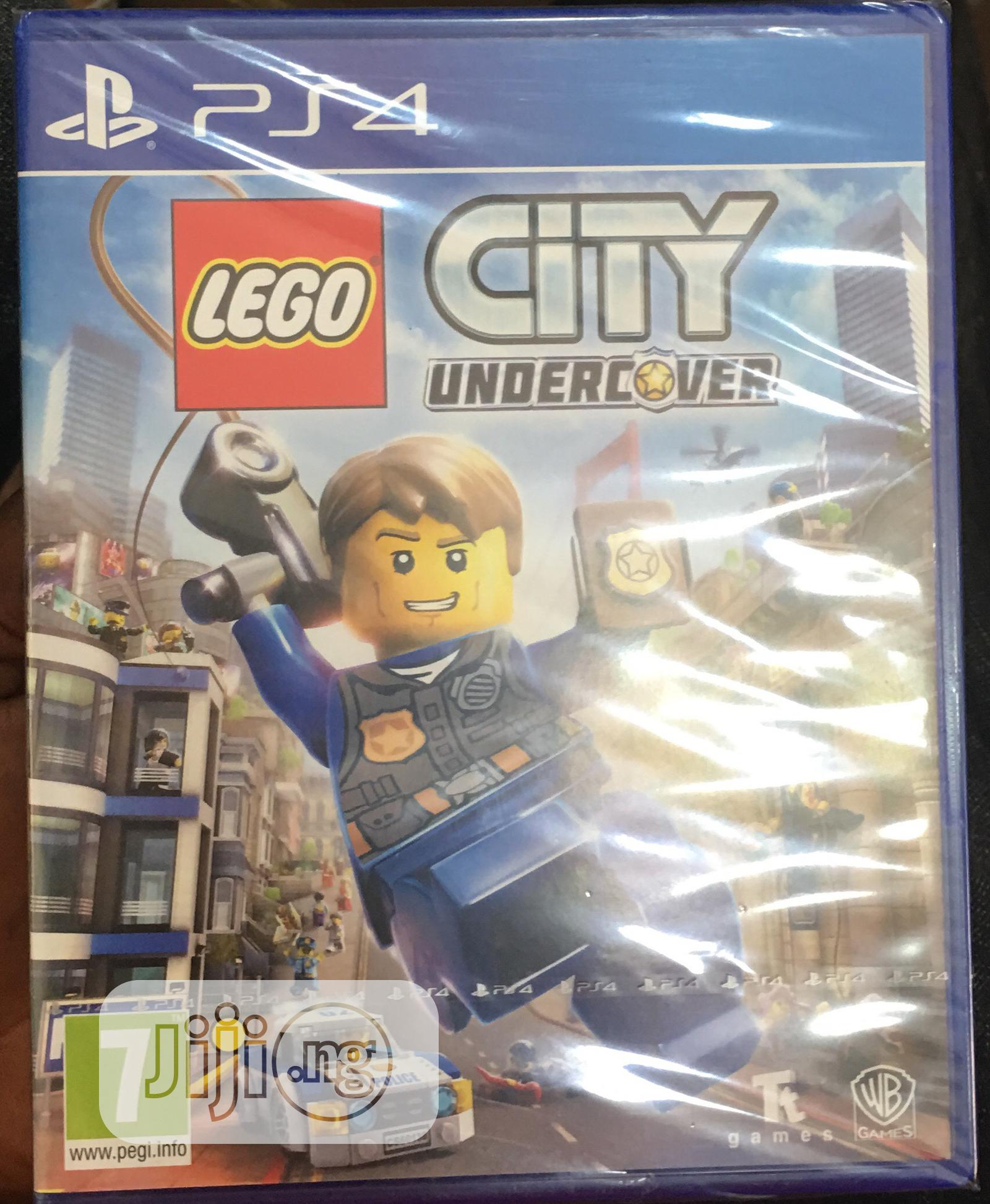 Brand New PS4 LEGO City Undercover   Video Games for sale in Ikeja, Lagos State, Nigeria