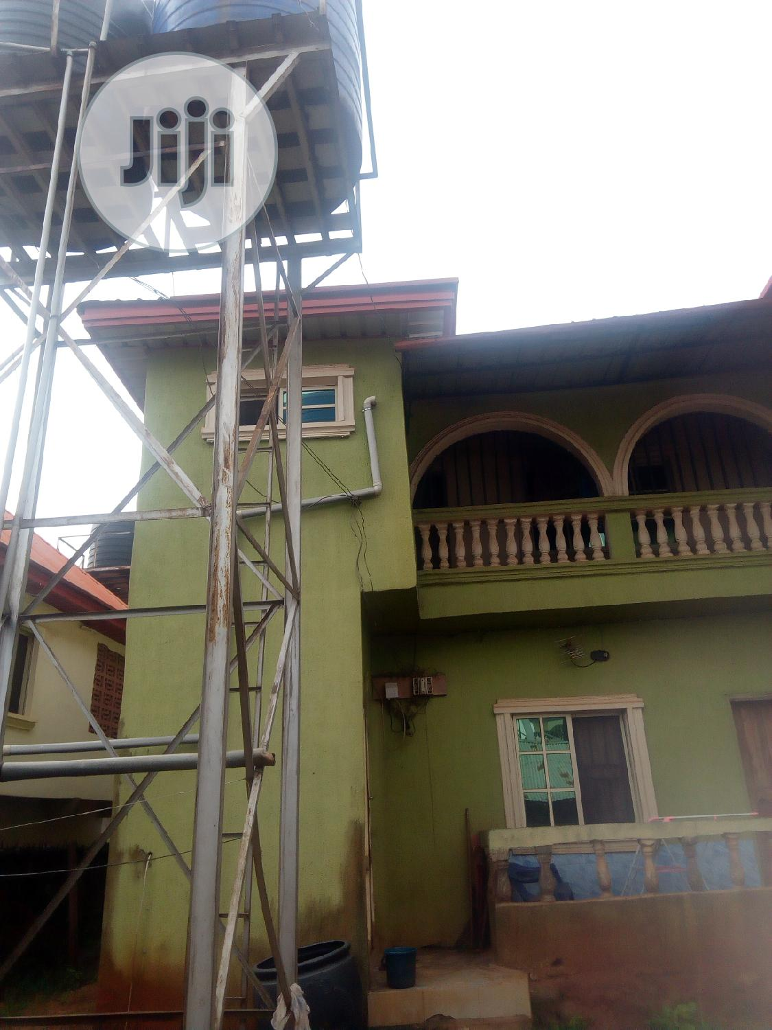 One Story Bilding For Sale At Udoka Housing Estate Awka