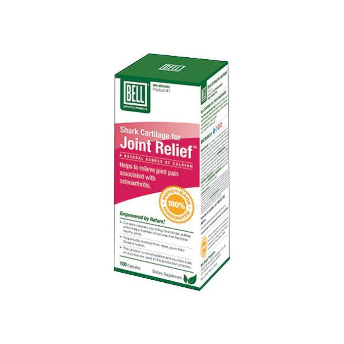 Bell Shark Cartilage Joint Relief