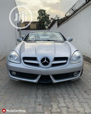 Mercedes-Benz SLK Class 2009 Silver | Cars for sale in Lagos State, Ikeja