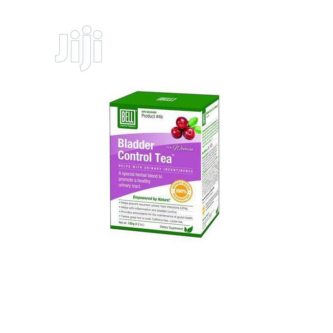 Bell Bladder Control Tea For Women
