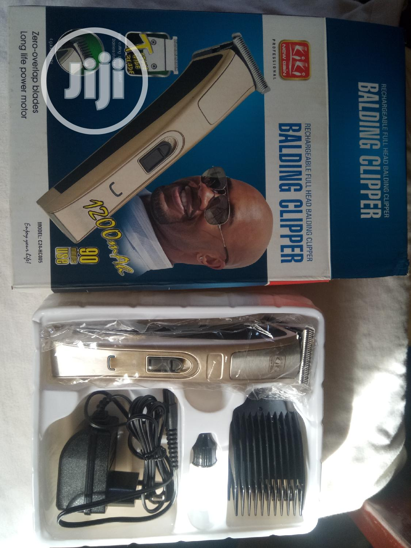 Rechargeable Clipper | Tools & Accessories for sale in Enugu, Enugu State, Nigeria