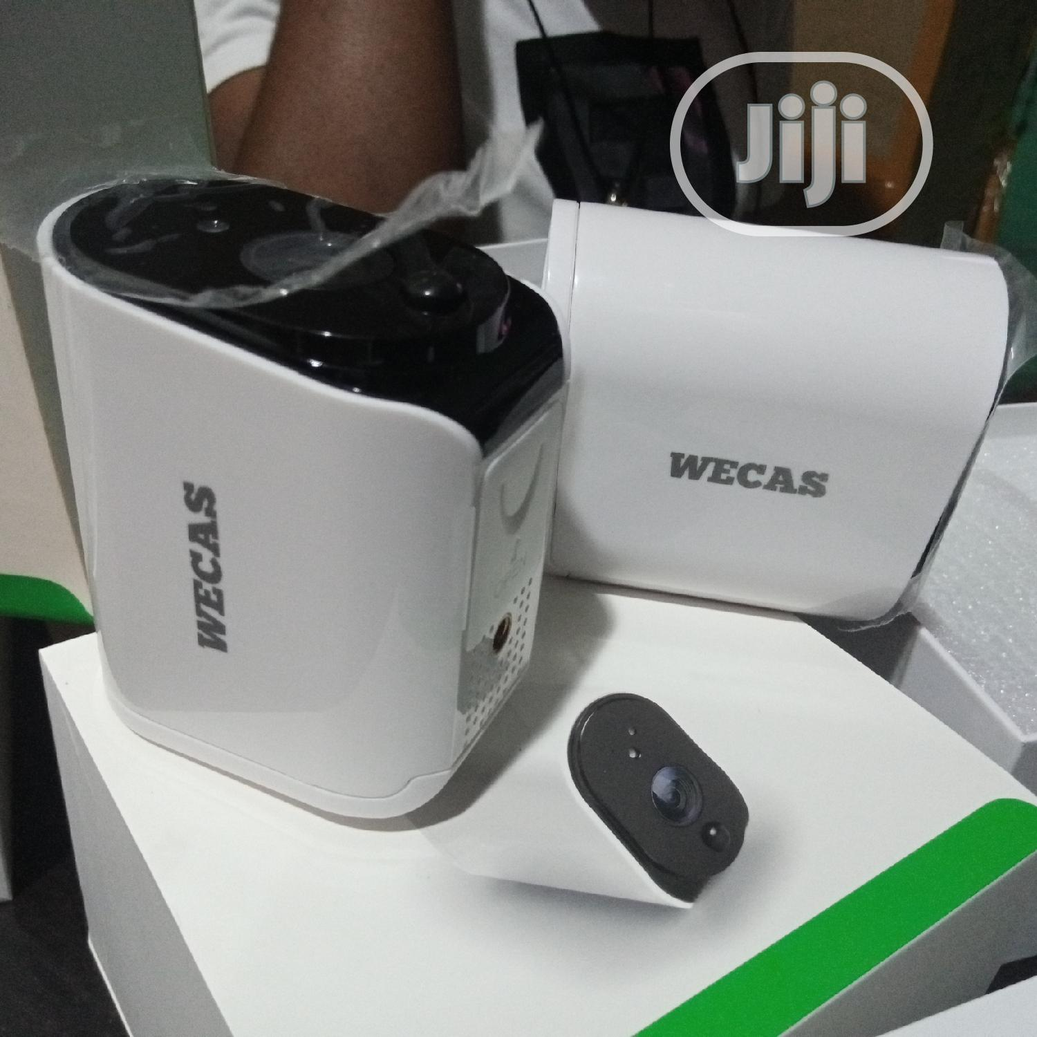 Wireless Battery CCTV Camera | Security & Surveillance for sale in Surulere, Lagos State, Nigeria