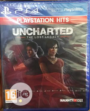 PS4 Game: Uncharted: The Lost Legacy | Video Games for sale in Lagos State, Ikeja