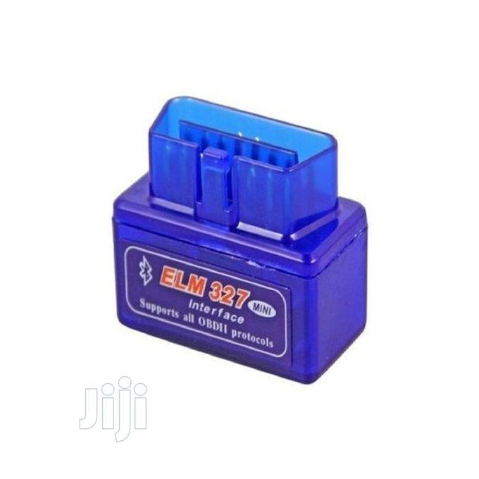 Elm Mini OBD2 Bluetooth Car Auto Diagnostic Scanner - MS
