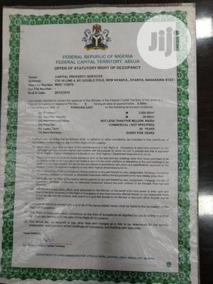 3.35ha Unspecified Commercial Plot Behind Efab Metropolis   Land & Plots For Sale for sale in Abuja (FCT) State, Gwarinpa