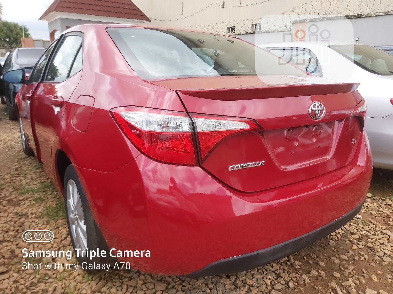 Toyota Corolla 2015 Red   Cars for sale in Kaduna / Kaduna State, Kaduna State, Nigeria