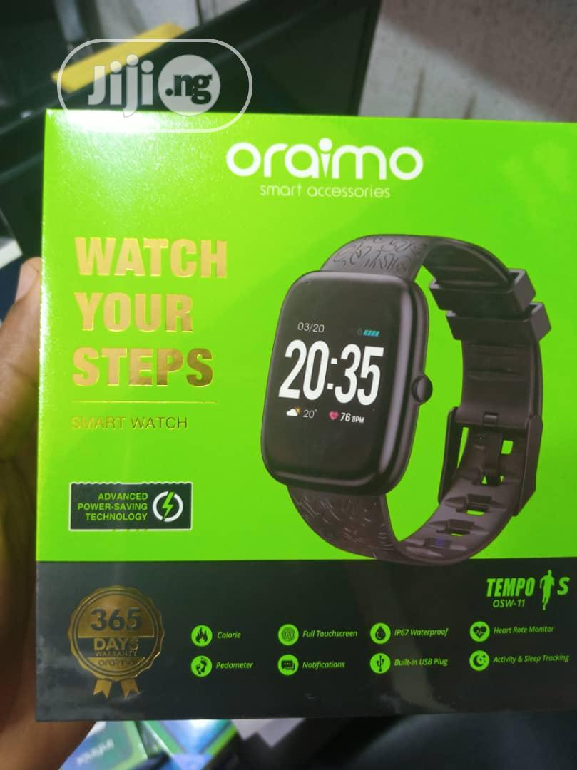 Oraimo Fitband Smartwatch