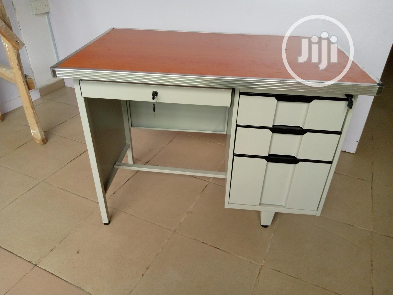 Metal Office Table