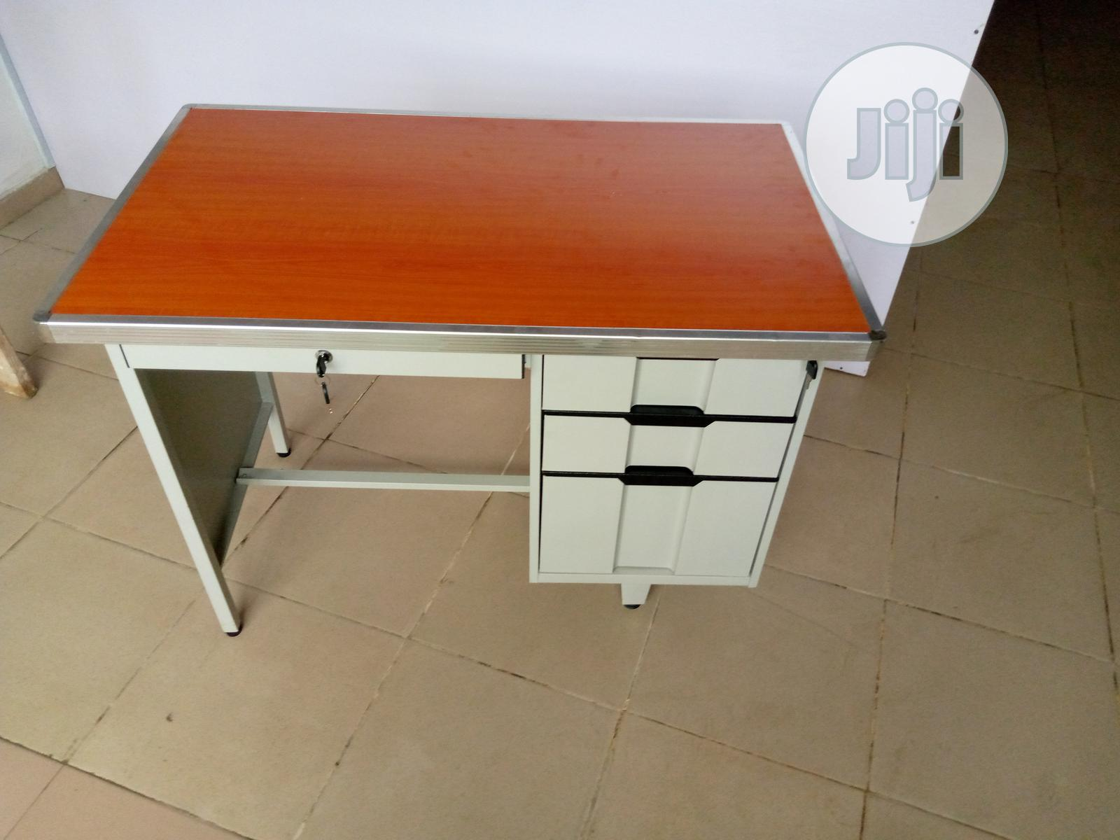 Metal Office Table   Furniture for sale in Ikeja, Lagos State, Nigeria