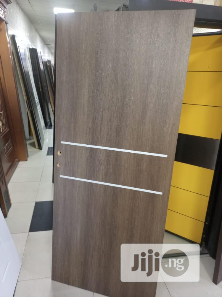 Wooden Door | Doors for sale in Orile, Lagos State, Nigeria