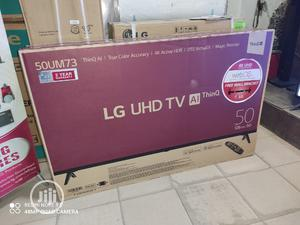 KOREA LG UHD 4K Smart 50inchs | TV & DVD Equipment for sale in Lagos State, Ajah