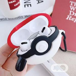 Pokemon Pouch For Pods Pro - Red - White | Accessories & Supplies for Electronics for sale in Lagos State, Amuwo-Odofin