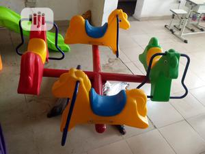 Outdoor Playground Merry-Go-Round | Toys for sale in Lagos State, Ikeja