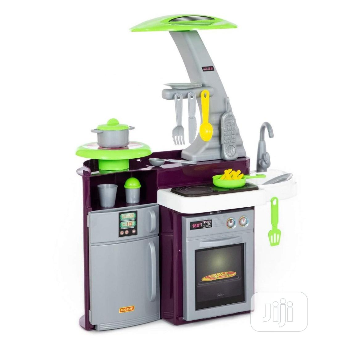 Kitchen Laura With Cooker   Toys for sale in Ajah, Lagos State, Nigeria