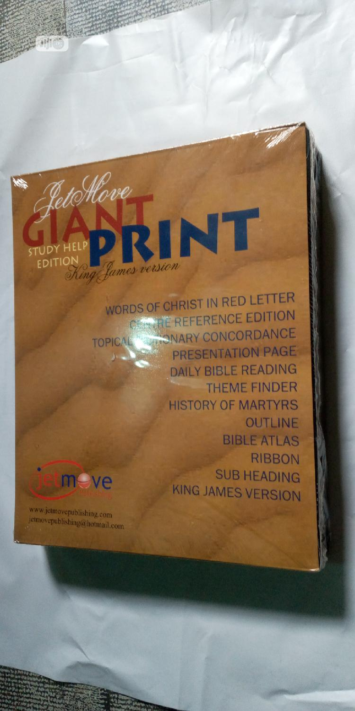 Jetmove Giant Print