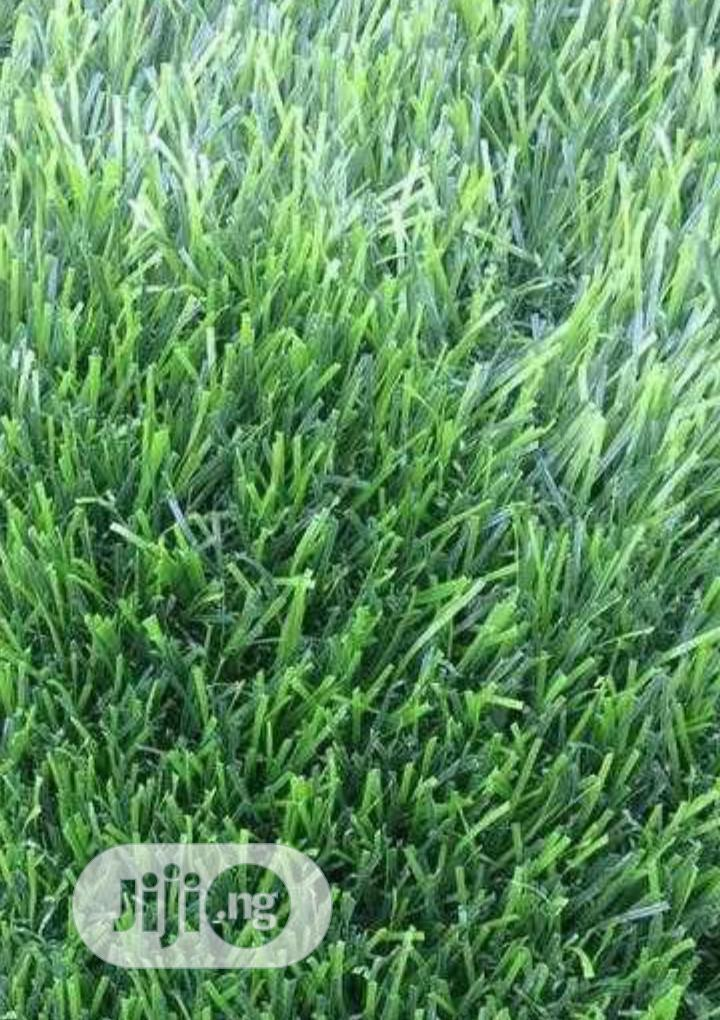 Thick Quality Artificial Grass For Indoor And Outdoor Use | Garden for sale in Ipaja, Lagos State, Nigeria
