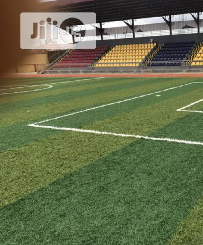 Original Artificial Grass For Football And Landscape
